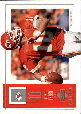 2002 UD Piece of History #48 Trent Green