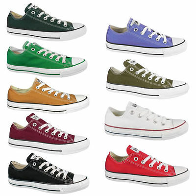 Converse Chucks All Star CT OX Scarpe Sneaker Basse Basic Tg. 36-42
