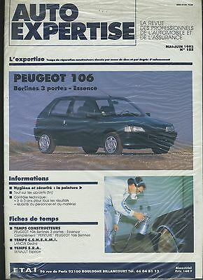 (10B) Auto Expertise Peugeot 106