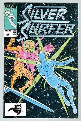 Silver Surfer #3 September 1987 VF/NM Heaven