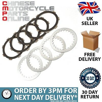 Motorcycle Clutch Plates for Lexmoto Arrow 125