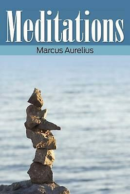 Meditations by Marcus Aurelius (English) Paperback Book Free Shipping!