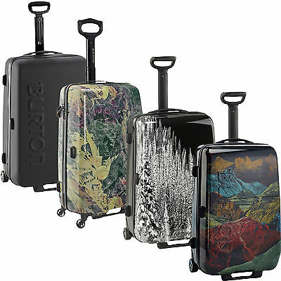 Burton Air 25 Suitcase 77 Litre Suitcase Trolley Travel Bag Hardshell Case