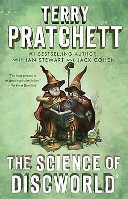 The Science of Discworld by Ian Stewart Paperback Book (English)