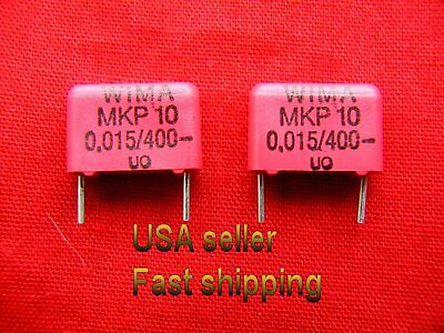 .1uf rd 400v  metalized film poly capacitors FREE SHIPPING 0.1uf 3 pcs