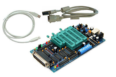 PCB6.0 LPT KEE Willem EPROM programmer, Designed in the USA !  Ship from USA !