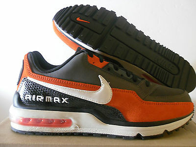 discount sale d2aae b0144 Nike Air Max Ltd Anthracite Grey-Black-Team Orange Sz 9.5  407979-
