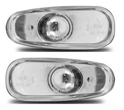 Vauxhall Zafira Mk1 1999-2005 Crystal Clear Side Repeaters 1 Pair