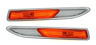 For Ford Mondeo MK4 6/2007 - 3/2011 Amber Side Repeaters Indicators 1 Pair