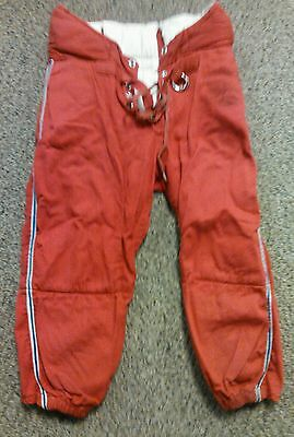 Vintage Football Early 1960's Macgregor  Game Used Football Pants Tagged RARE