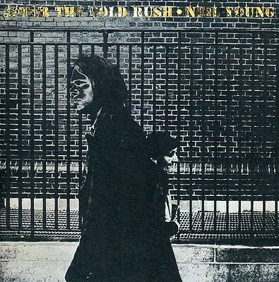 Neil Young - After the Gold Rush [New CD] Rmst