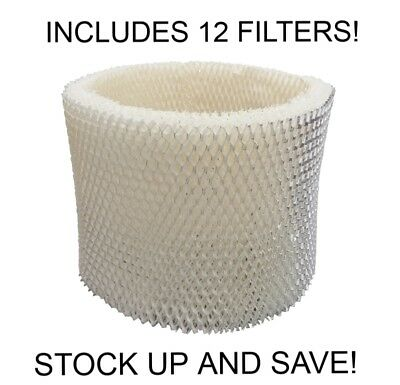 Humidifier Filter for Holmes HWF-75 Replacement (12-Pack)
