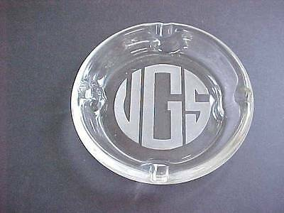 1930's ASHTRAY Belonged to Ulysses S. Grant IV / Grandson of the 18th President