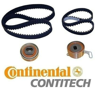 For Honda Accord Odyssey Prelude Isuzu Oasis 2.2L 4cyl CRP Timing Belt Kit NEW