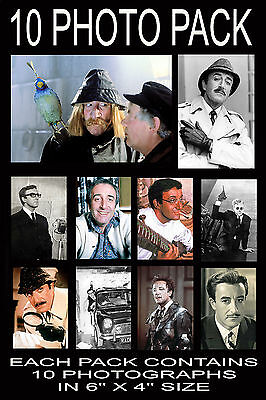 "6""x4"" PHOTOGRAPHS - PACK OF 10 - PETER SELLERS"