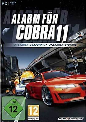 RTL Alarm für Cobra 11 - Highway Nights    (Budget)    PC    !!!!! NEU+OVP !!!!!