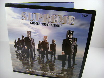 2 LP: Supreme - Some Great Music (A3235/6)