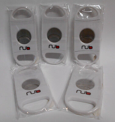 X5 ~~ Collectible NUB Cigar Cutters ~~