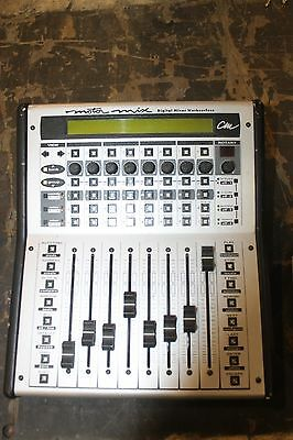 CM Labs Automation Motor Mix Digital Mixer Worksurface MIDI MotorMix DAW