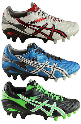 Asics Mens Lethal Tigeror 5 St It Football/soccer/rugby Moulded Sole Boots
