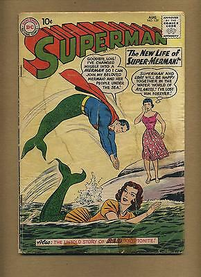 Superman 139 (Strict FRG) Solid  Silver Age D.C. (id# 8266)
