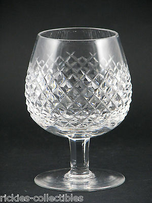 Waterford Cut Crystal Brandy Snifter Glass - Alana - Made in Ireland