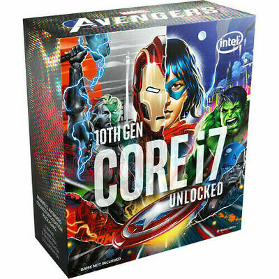 Intel Core i7 8700K 3.7 GHz CPU LGA 1151 6 Core 12 Thread 12MB Desktop Processor