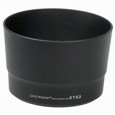PromasterET63 Replacement Lens Hood for Canon 55-250mm Lens #7078