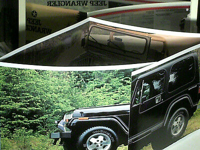 Catalogue Annees 80: Jeep Wrangler  / Laredo / French  Edition
