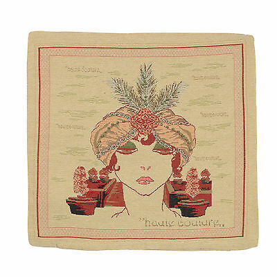 "Wholesale Job Lot 10x Cushion Covers Designer ""Couture"" Tapestry 18"" (45cm) New"