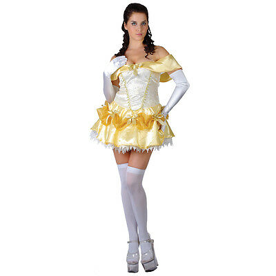Wholesale Job Lot 6x Sexy Beauty And The Beast Large Fancy Dress Party Costumes