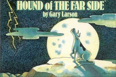 Hound of the Far Side by Gary Larson Paperback Book (English)