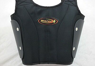 Karting Vest Ribtect4 Safety Rib Protector -  Adult & Kid Sizes