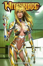 WITCHBLADE Tpb # 1 VARIANT A - 111 Ex. - Panini 2009 - TOP