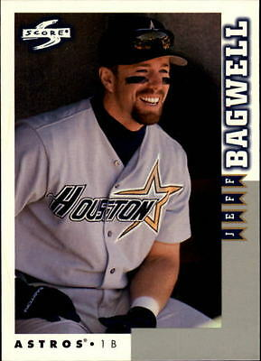 1998 Score Rookie Traded #20 Jeff Bagwell