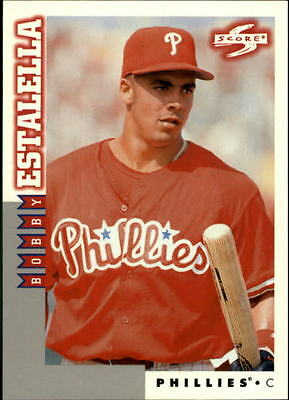 1998 Score Rookie Traded #169 Bobby Estalella