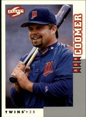 1998 Score Rookie Traded #53 Ron Coomer