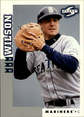 1998 Score Rookie Traded #163 Dan Wilson