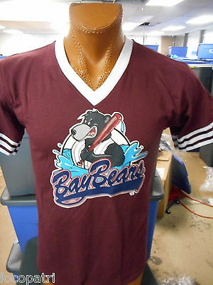 Don Alleson Mens Mobile Bay Bears Baseball Jersey New 2XL