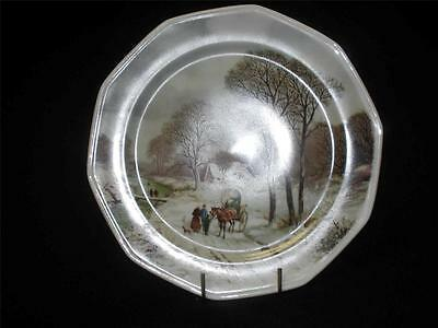 FABULOUS   PORCELAIN COLLECTOR PLATE HOLLAND 1984