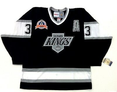 MARTY McSORLEY 1993 STANLEY CUP LOS ANGELES KINGS CCM VINTAGE JERSEY NEW W/ TAGS