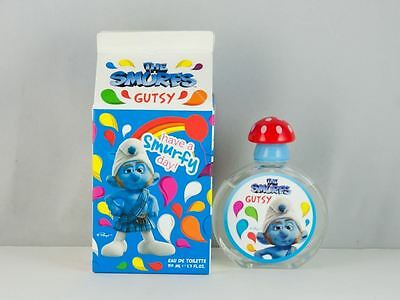 The Smurfs Gutsy Eau de Toilette 50ml Spray Childrens EDT New Damaged Box