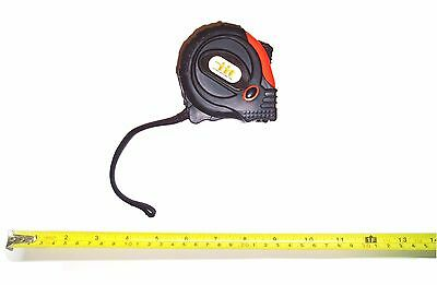 """16' x 3/4"""" Tape Measure Rubber Exterior SAE and METRIC"""