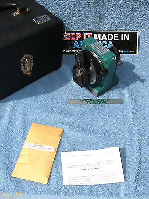 Harig No 1 Grind Fixture With Box Little Use Toolmaker