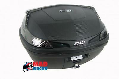 GIVI B47NT Givi Monolock Motorcycle Top Box & Universal plate UK Based Supplier