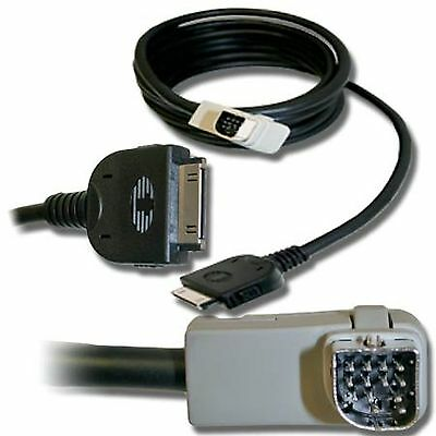 NTERFACE CABLE FOR iPOD iPHONE PIONEER DEH-P5000DVD AVIC-D3 AVIC-N4 AVIC-N5