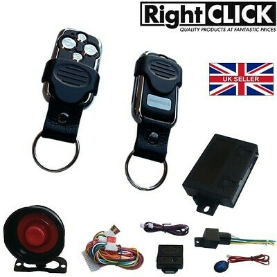 Car Alarm Remote Central Lock Immobiliser AL655HC