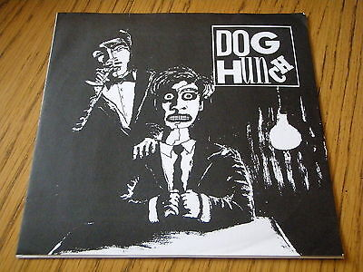"""Dog Hunch - Jack Death / This Guilty City    7"""" Vinyl Ps"""
