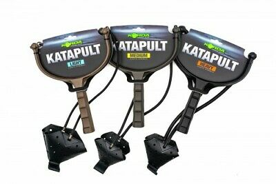 Korda Katapult Heavy or Light & All Spares / Pouch / Elastic / Carp Catapult