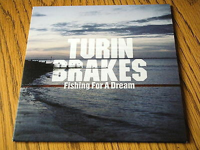 """Turin Brakes - Fishing For A Dream     7"""" Vinyl Ps"""